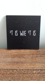 `t is wie `t is
