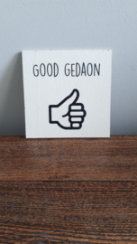 Good gedaon