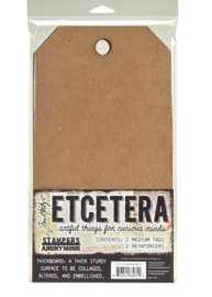 Etcetera Tag Medium