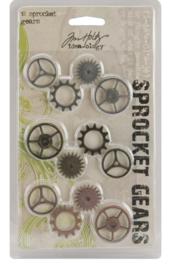 Idea-Ology Metal Sprocket Gears (TH92691)