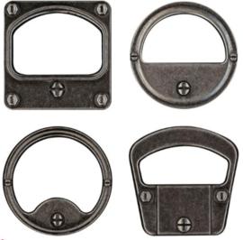 Idea-Ology Metal Gauge Frames TH94141