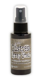 Distress Spray Frayed Burlap