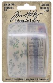 Idea-Ology Linen Tape Agenda (TH94140)