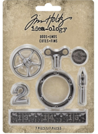 Idea-Ology Metal Odds & Ends (TH94143)