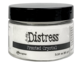 Distress Frosted Crystal TDA78319