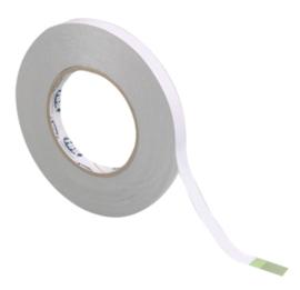Dubbelzijdig Tape 9 mm breed, 50 meter