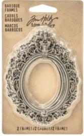 Idea-Ology Metal Baroque Frames (TH93267)