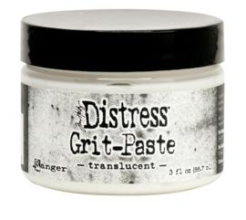 Distress Grit-Paste Translucent TDA71730