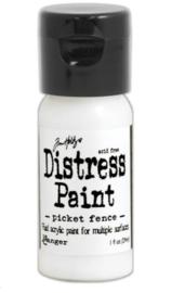 Distress Paint Picket Fence TDF 53170