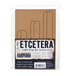 Etcetera Bracket Trims