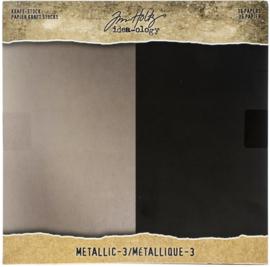 Idea-Ology Kraft Stock Metallic III