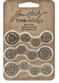 Idea-Ology Metal Mini Gears (TH93012)