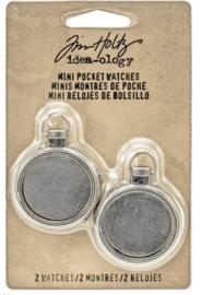 Idea-Ology Mini Pocket Watch (TH93274)