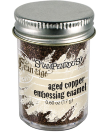 Embossing Powder Aged Copper 112280
