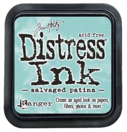 Distress Inkt Salvaged Patina
