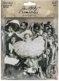 Idea-Ology Paper Dolls Solos (TH93555)