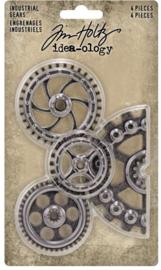 Idea-Ology Metal Industrial Gears (TH94142)