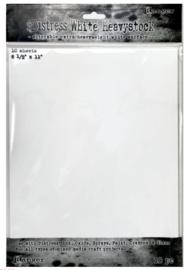 Distress White Heavystock (TDA76322)