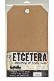 Etcetera Tag Large