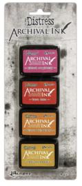 Tim Holtz Archivel Distress Mini Ink Kit #1 AITK64855