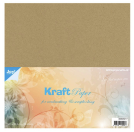 Joy!Crafts Kraftcardstock  30,5 x 30,5 220 grams, 20 vel (8089-0217)