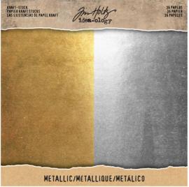 Idea-Ology Kraft-Stock Metallic I