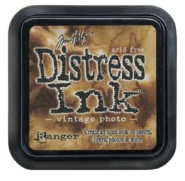Distress Inkt Vintage Photo