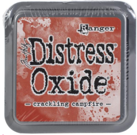 Distress Oxide Crackling Campfire