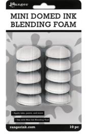 Mini Domed Ink Blending Foam, 10 stuks (IBT77176)