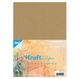 Joy!Crafts Kraftcardstock 220 grams, 10 vel