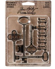 Idea-Ology Adornments Keys (TH93321)