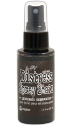 Distress Spray Ground Espresso