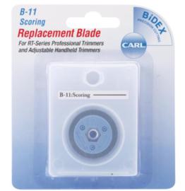 Ril mes voor Snijmachine Carl RT-200 (B-11)