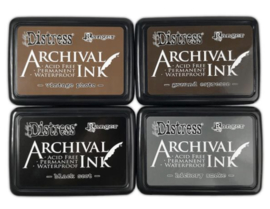 Distress Archival Ink Pad Stack MPK77947