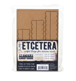 Etcetera Scallop Trim