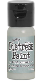 Distress Paint Iced Spruce TDF53095