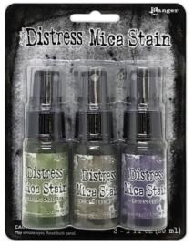 Distress Mica Stain Halloween Set #2 SHK77442