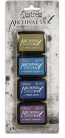 Tim Holtz Archivel Distress Mini Ink Kit #2 AITK64862