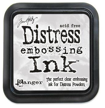 Distress Embossing Inkt
