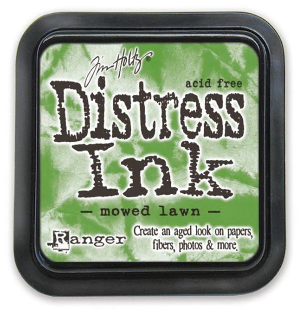 Distress Inkt Mowed Lawn