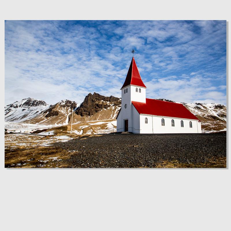 Iceland Church 4