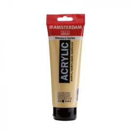 Amsterdam Acrylic Napelsgeel donker 223