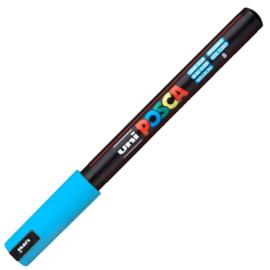 Posca Ultra Fijn PC-1MR Licht Blauw