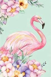 Flamingo 20x30