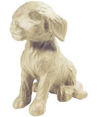 Hond Zittend