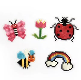 Diamond Painting Stickers - Insecten