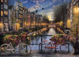 Amsterdamse Gracht 40x50