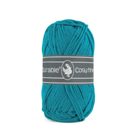 Durable Cosy Fine 371 Turquoise