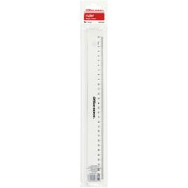 Liniaal Plastic 30cm