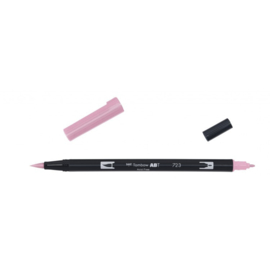 Tombow ABT Dual Brush Pen 723 Pink